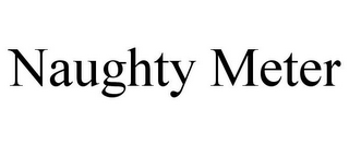 mark for NAUGHTY METER, trademark #85617978