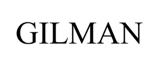 mark for GILMAN, trademark #85618208