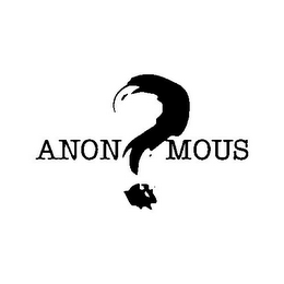 mark for ANON?MOUS, trademark #85618255