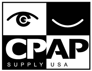 mark for CPAP SUPPLY USA, trademark #85618289