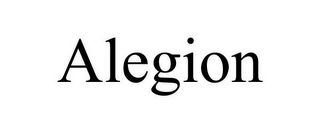 mark for ALEGION, trademark #85618378