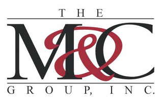 mark for THE M&C MARKETING AND CONSULTING GROUP,INC., trademark #85618424