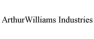 mark for ARTHURWILLIAMS INDUSTRIES, trademark #85618517
