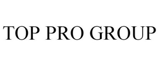 mark for TOP PRO GROUP, trademark #85618653