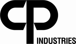mark for CP INDUSTRIES, trademark #85618721