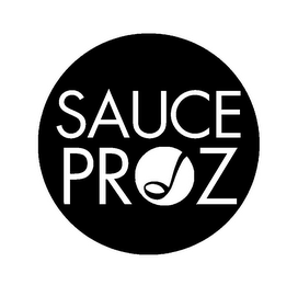 mark for SAUCE PROZ, trademark #85618779