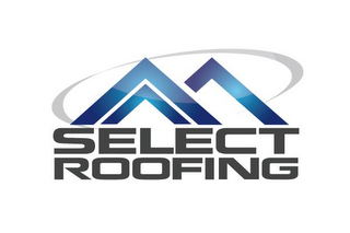 mark for SELECT ROOFING, trademark #85618908