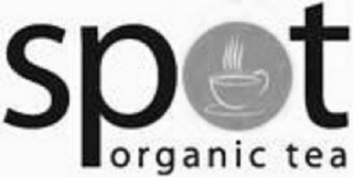 mark for SPOT ORGANIC TEA, trademark #85619021