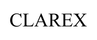 mark for CLAREX, trademark #85619106