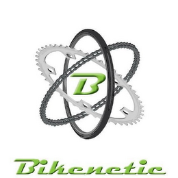 mark for B BIKENETIC, trademark #85619212