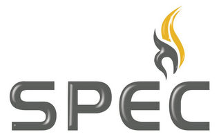 mark for SPEC, trademark #85619240