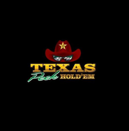 mark for TEXAS PEEK HOLD'EM, trademark #85619271