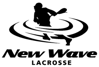 mark for NEW WAVE LACROSSE, trademark #85619340