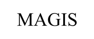 mark for MAGIS, trademark #85619487
