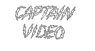 mark for CAPTAIN VIDEO, trademark #85619721