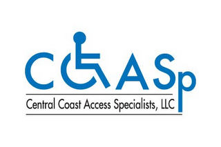 mark for CCASP CENTRAL COAST ACCESS SPECIALISTS, LLC, trademark #85619932