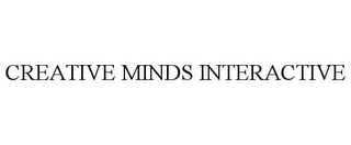 mark for CREATIVE MINDS INTERACTIVE, trademark #85620126