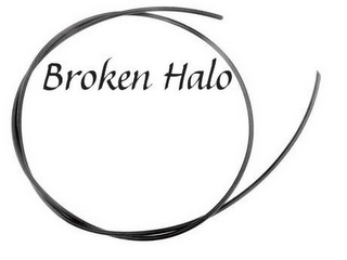 mark for BROKEN HALO, trademark #85620161