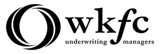 mark for WKFC UNDERWRITING MANAGERS, trademark #85620558