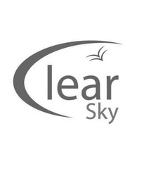 mark for CLEAR SKY, trademark #85620596