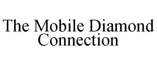 mark for THE MOBILE DIAMOND CONNECTION, trademark #85620610