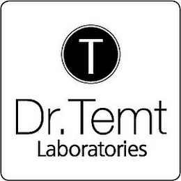 mark for T DR. TEMT LABORATORIES, trademark #85620710