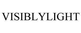 mark for VISIBLYLIGHT, trademark #85620882