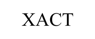 mark for XACT, trademark #85620890