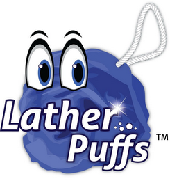 mark for LATHER PUFFS, trademark #85620914