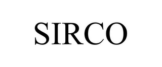 mark for SIRCO, trademark #85620927