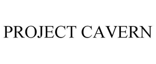 mark for PROJECT CAVERN, trademark #85620996