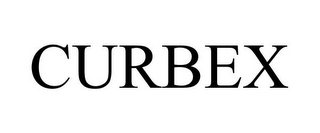 mark for CURBEX, trademark #85621063