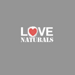 mark for LOVE NATURALS, trademark #85621145