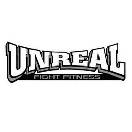 mark for UNREAL FIGHT FITNESS, trademark #85621152