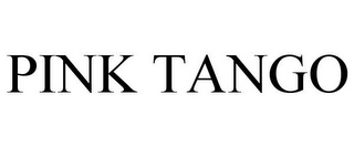 mark for PINK TANGO, trademark #85621426
