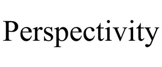 mark for PERSPECTIVITY, trademark #85621506