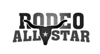 mark for RODEO ALL STAR, trademark #85621536