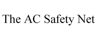 mark for THE AC SAFETY NET, trademark #85621676