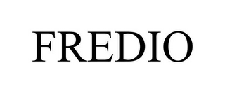 mark for FREDIO, trademark #85622404