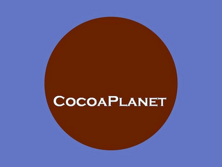 mark for COCOAPLANET, trademark #85622422