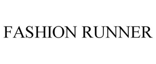 mark for FASHION RUNNER, trademark #85622509