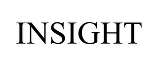 mark for INSIGHT, trademark #85622686