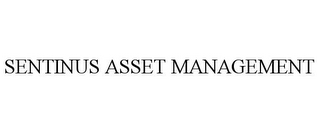 mark for SENTINUS ASSET MANAGEMENT, trademark #85622982