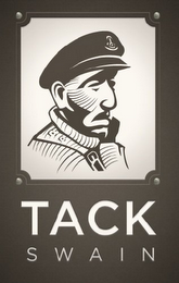 mark for TACK S W A I N, trademark #85623284