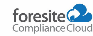 mark for FORESITE COMPLIANCE CLOUD, trademark #85623440