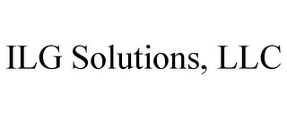 mark for ILG SOLUTIONS, LLC, trademark #85623556