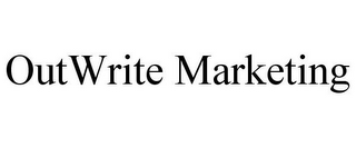 mark for OUTWRITE MARKETING, trademark #85623557