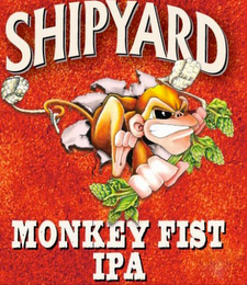 mark for SHIPYARD MONKEY FIST IPA, trademark #85623736