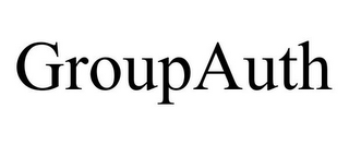 mark for GROUPAUTH, trademark #85623843
