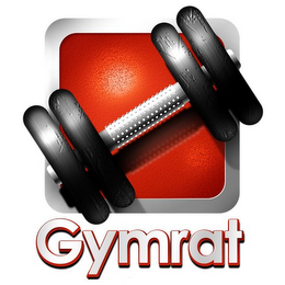 mark for GYMRAT, trademark #85623854
